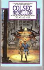 ColSec Rebellion by Douglas Hill