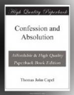 Confession and Absolution by