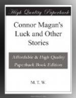 Connor Magan's Luck and Other Stories by