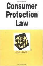 Consumer protection by