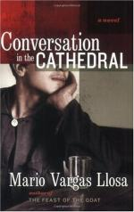 Conversation in the Cathedral by Mario Vargas Llosa