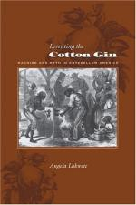 Cotton gin by
