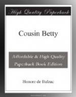 Cousin Betty by Honoré de Balzac