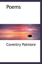 Coventry Patmore by
