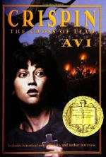 Crispin: The Cross of Lead by Avi (author)