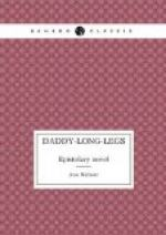 Daddy-Long-Legs (novel) by Jean Webster