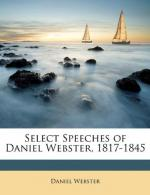 Daniel Webster by