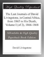 David Livingstone by
