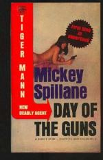 Day of the Guns by Mickey Spillane