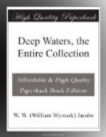 Deep Waters, the Entire Collection by W. W. Jacobs