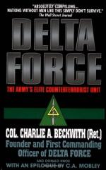 Delta Force by Charles Alvin Beckwith