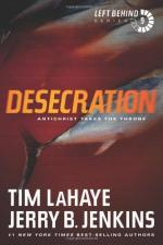 Desecration: Antichrist Takes the Throne by Tim LaHaye