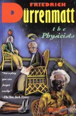 The Physicists by Friedrich Dürrenmatt