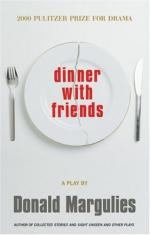 Dinner with Friends by Donald Margulies