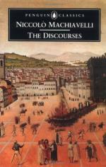 The Discourses by Niccolò Machiavelli