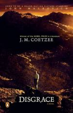 Disgrace by John Maxwell Coetzee