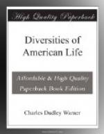 Diversities of American Life by Charles Dudley Warner