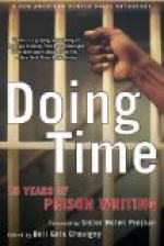 Doing Time: 25 Years of Prison Writing-a PEN American Center Prize Anthology by Bell Gale Chevigny