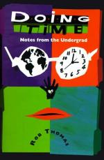 Doing Time: Notes from the Undergrad by Rob Thomas