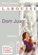Dom Juan by
