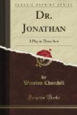 Dr. Jonathan by Winston Churchill