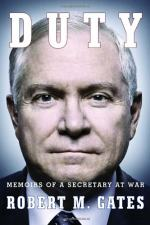 Duty: Memoirs of a Secretary at War by