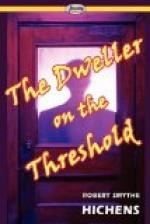 Dweller on the threshold by Robert Smythe Hichens