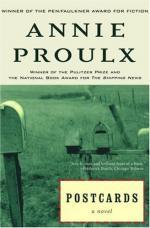 E. Annie Proulx by