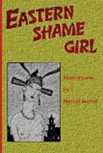 Eastern Shame Girl by