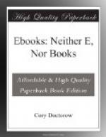 Ebooks: Neither E, Nor Books by Cory Doctorow