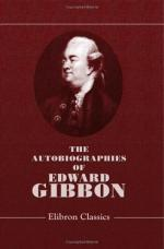 Edward Gibbon by