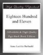 Eighteen Hundred and Eleven by Anna Laetitia Barbauld