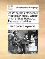 Eliza Haywood by