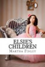 Elsie's children by