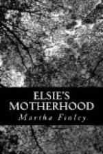 Elsie's Motherhood by