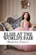 Elsie at the World's Fair by