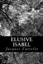 Elusive Isabel by Jacques Futrelle