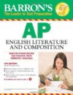English literature by
