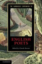 English poetry by