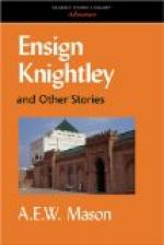 Ensign Knightley and Other Stories by A. E. W. Mason