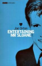 Entertaining Mr. Sloane by Joe Orton