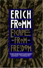 Erich Fromm by