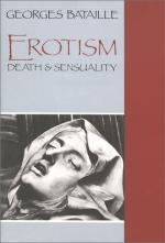 Erotism: Death & Sensuality by Georges Bataille