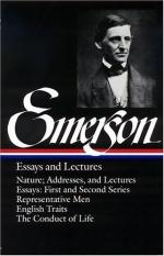 Essays & Lectures by Ralph Waldo Emerson