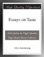 Essays on Taste by
