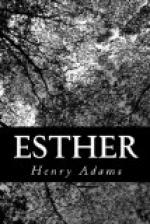 Esther (novel) by Henry Adams