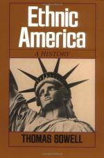 Ethnic America: A History by Thomas Sowell