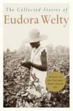 Eudora Welty by