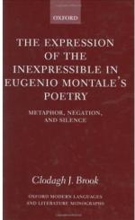 Eugenio Montale by