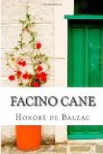 Facino Cane by Honoré de Balzac